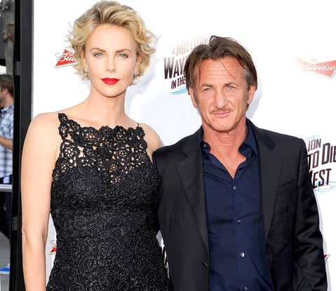Chuyện tình yêu: Những mối tình lệch tuổi -Charlize Theron và Sean Penn