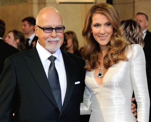 Chuyện tình yêu: Những mối tình lệch tuổi - Celine Dion và René Angélil