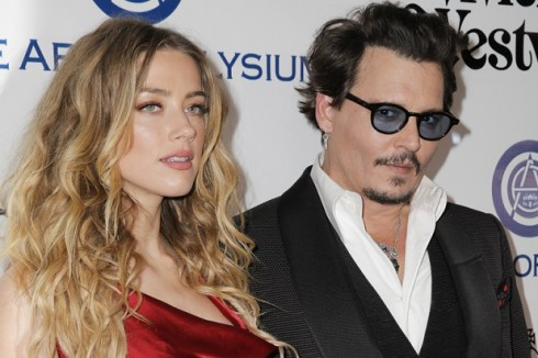 Chuyện tình yêu: Những mối tình lệch tuổi - Amber Heard và Johnny Depp