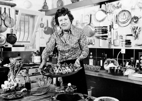 Julia Child - Nữ hoàng của văn hóa ẩm thực thế giới