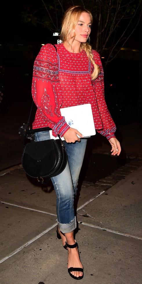 Margot Robbie - elle 5