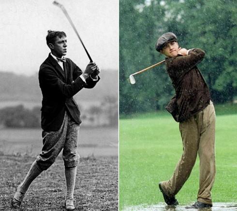 Hình ảnh gậy Golf quất thật mạnh vào quả bóng bay trên những triền đồi xanh mướt luôn đi cùng với hình ảnh giới thượng lưu, giới quý tộc.