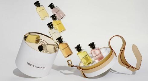 Khám phá hành trình mùi hương của Louis Vuitton