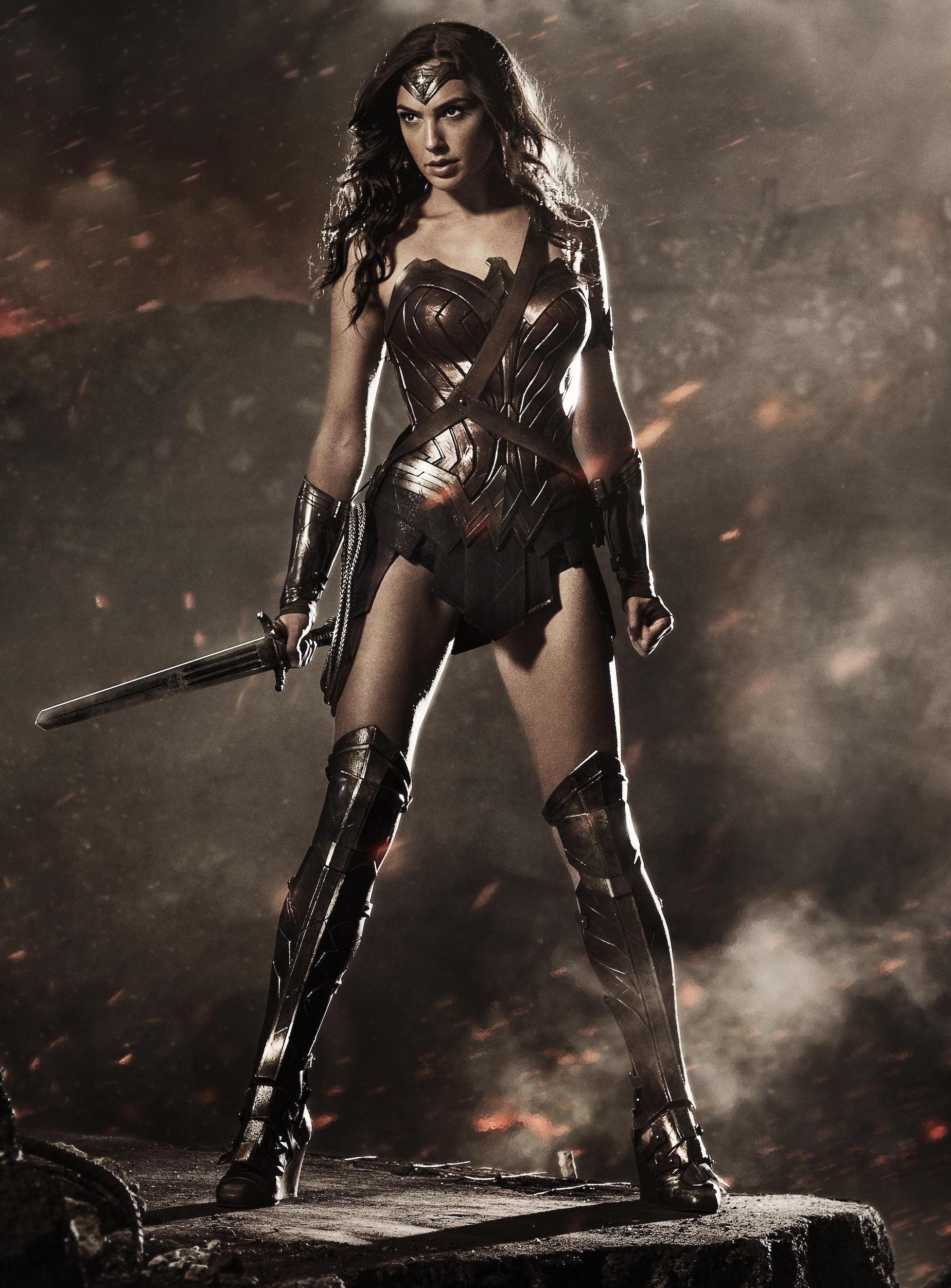 Gal Gadot - Wonder Woman hoàn hảo của điện ảnh Hollywood