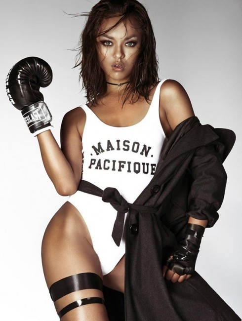 Chiến binh mạnh nhất của đội Lan Khuê đã phải dừng chân tại tập 10 The Face. Cô được đánh giá là một trong những gương mặt tiềm năng cho ngôi vô vị cao nhất The Face mùa đầu tiên.