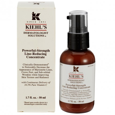 Kiehl's Powerful Strength Line-Reducing Concentrate Reducing Concentrate.