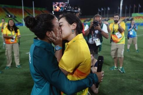 Nhung hinh anh cam dong tai Olympic Rio 2016 1