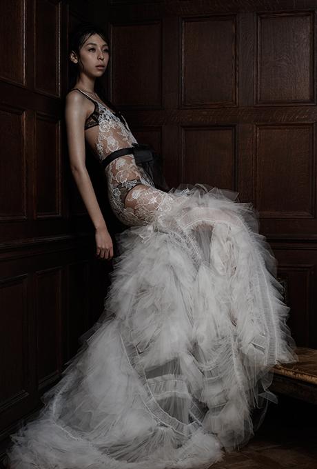Vera Wang & Những chiếc váy bước ra từ cổ tích 5