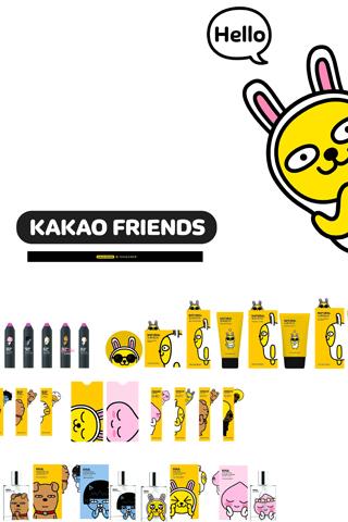 The Face Shop x Kakao Friends phiên bản giới hạn