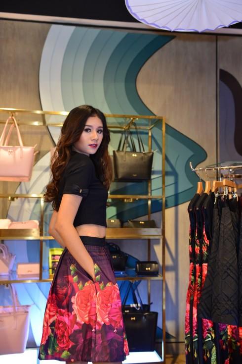 Thời trang cao cấp Ted Baker chính thức có mặt tại Việt Nam