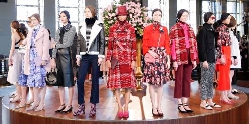 BST thời trang Thu-Đông 2016 của Kate Spade New York