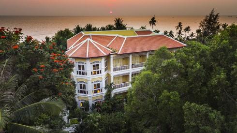ExtensionBuilding - Khu resort 70 phòng và villa này là thành quả sáng tạo của kiến trúc sư nổi tiếng từ Pháp và nhà xây dựng Việt Nam