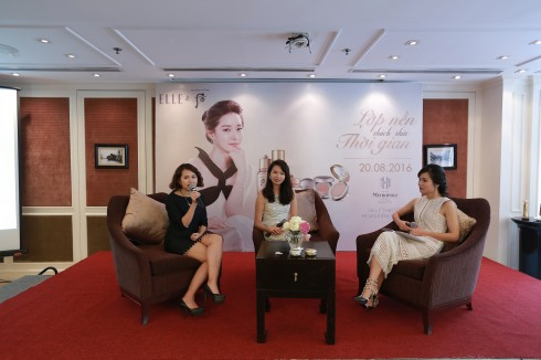 Beauty blogger Loan và Diệp từ kênh Love At 1st Shine đang chia sẻ những kinh nghiệm làm đẹp vô cùng thú vị của bản thân