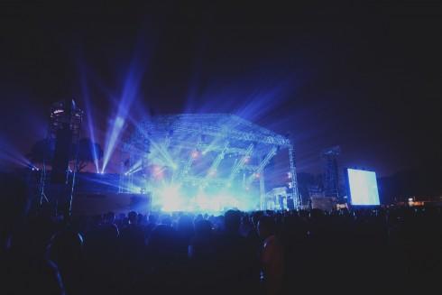 Lễ hội âm nhạc Gió mùa cùng Tuborg - Monsoon Music Festival 2016  được tổ chức tại Hoàng thành Thăng Long từ ngày 21 đến 23 tháng 10 năm 2016.