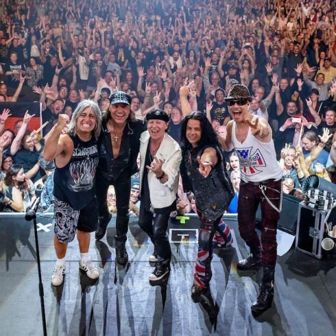Scorpions đến từ Đức