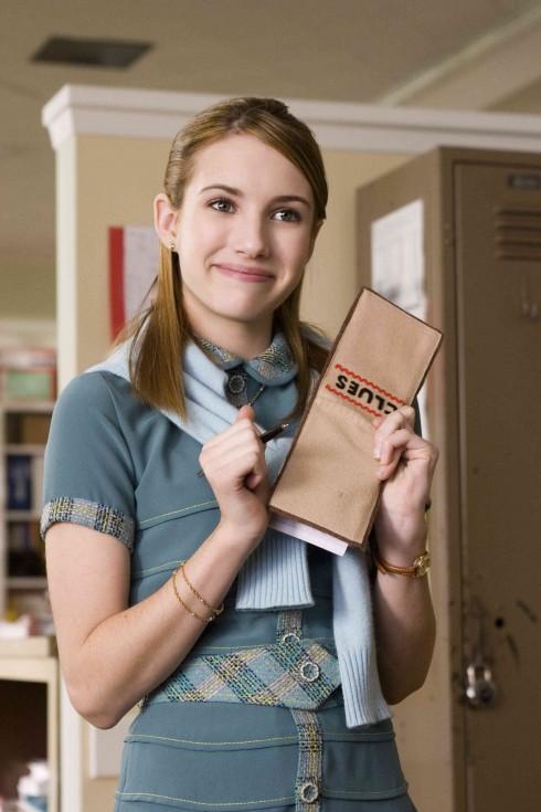 Emma Roberts không muốn được nhớ tới là cháu gái Julia Roberts 4