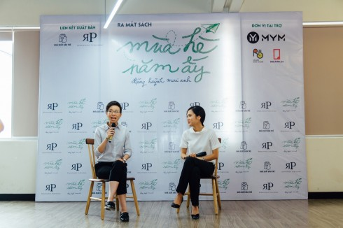 Ra mắt sách Mùa hè năm ấy - Đặng Huỳnh Mai Anh
