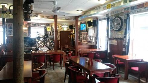 Quán cafe đẹp ở Châu Âu - muôn màu muôn vẻ - Cà phê dành cho phượt thủ mô tô tại Parnu, Estonia