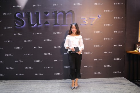 Beauty blogger Hương Thủy
