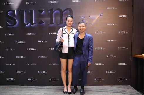 Người mẫu Thanh Trúc & anh Dzũng Yoko