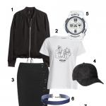 ELLE Style Calendar: Váy bút chì (29/08 – 04/09)