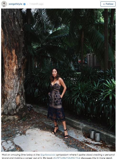 7 mẫu trang phục đẹp tung hoành cộng đồng Instagram - elle vn 1