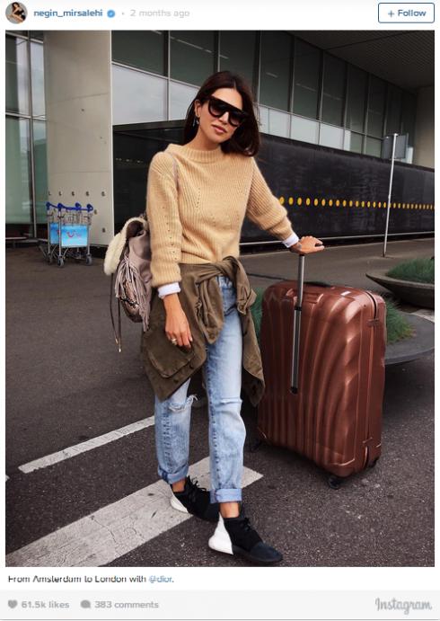 7 mẫu trang phục đẹp tung hoành cộng đồng Instagram - elle vn 7