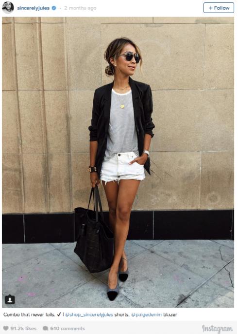 7 mẫu trang phục đẹp tung hoành cộng đồng Instagram - elle vn 11