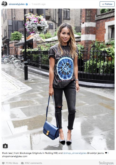 7 mẫu trang phục đẹp tung hoành cộng đồng Instagram - elle vn 5