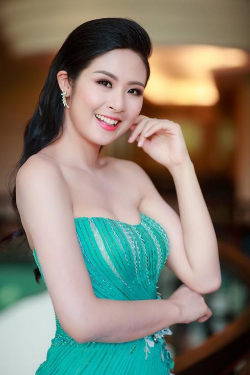 Đặng Thị Ngọc Hân năm 2016