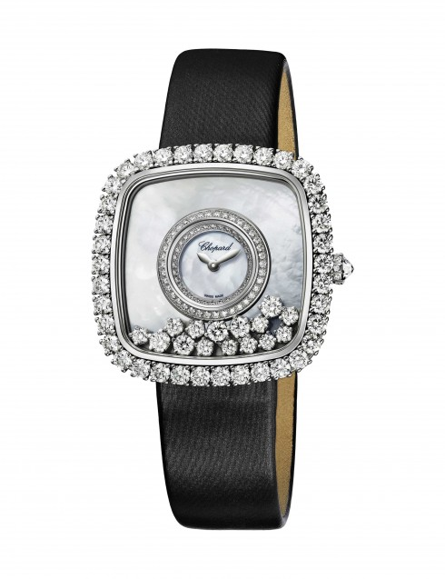 Vào thập kỷ 70, mẫu đồng hồ Happy Diamonds được trình làng sau chuyến đi tới Black Forest của NTK Ronald Kurowski.