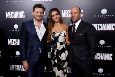 Với Mechanic: Resurrection, Hollywood lại đem đến mùa hè một bộ phim phần tiếp theo nhàm chán.