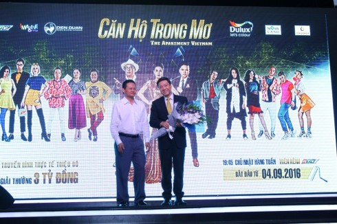 """Chương trình truyền hình thực tế """"Căn hộ trong mơ"""" đã đến Việt Nam"""