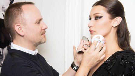 Hành trình Bella Hadid đến với thương hiệu mỹ phẩm Dior