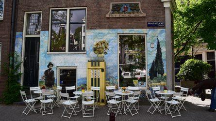 Muôn màu muôn vẻ các quán cafe đẹp ở châu Âu