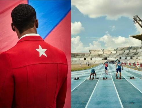 Christian Louboutin hợp tác cùng SportyHenri.com tại Olympic 2016