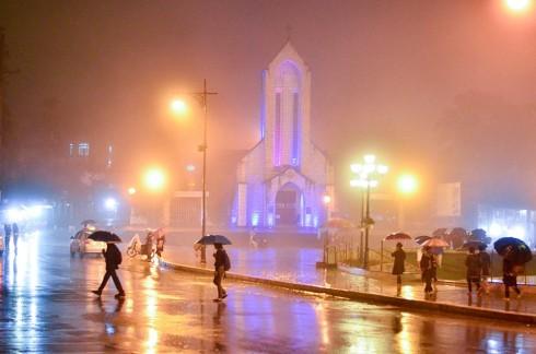 Du lịch Sapa - Vẻ đẹp của Sapa trong làn sương mờ ảo