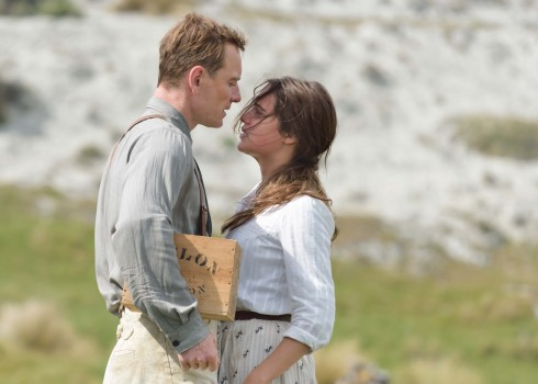 "Cảnh phim ""The Light Between Oceans"""