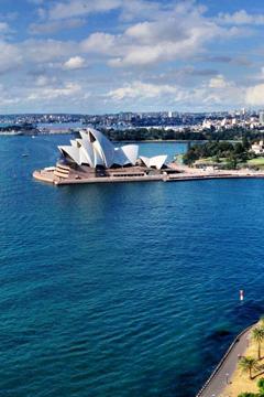 Du lịch Úc tìm hiểu đẳng cấp Sydney