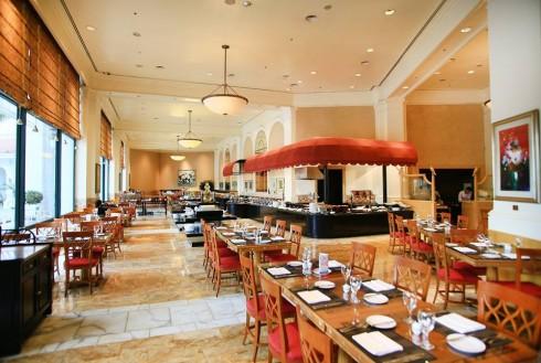 Café Promenade  - Nơi diễn ra lễ hội ẩm thực A Taste of Russia