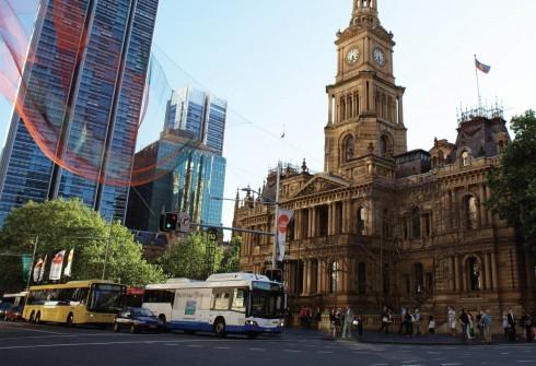 Cổ điển và hiện đại vẫn sánh vai hài hòa ở Sydney