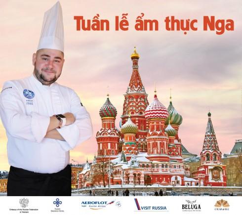 Đầu bếp Khách mời Nosikov Anton