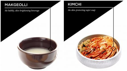 Khám phá bí quyết làm đẹp da từ món ăn Hàn Quốc