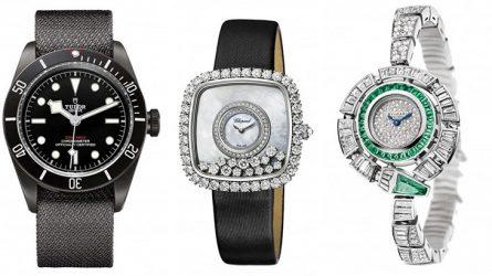 8 mẫu đồng hồ cao cấp nâng tầm từ truyền thống