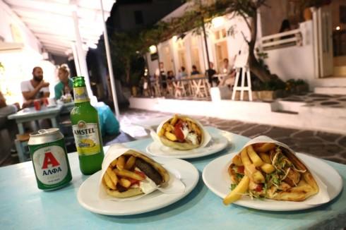 Kebab – món ăn đặc trưng của vùng Địa Trung Hải