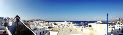 Du lịch Châu Âu - Thiên đường Mykonos