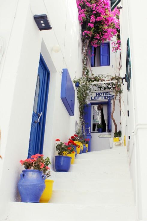 Du lịch Hy Lạp 01