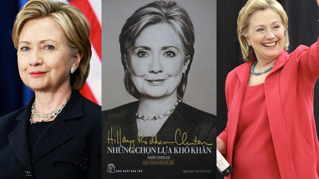 """Hillary Clinton mạnh mẽ trước """"Những lựa chọn khó khăn"""""""
