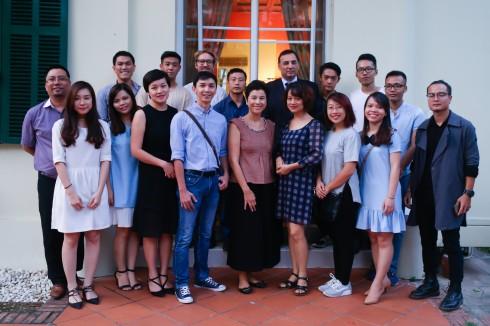 Nước Pháp Tôi Yêu là cuộc thi ảnh và video về nước Pháp do Đại sứ quán Pháp tổ chức hướng đến các đối tượng là công dân đang sinh sống tại Việt Nam.