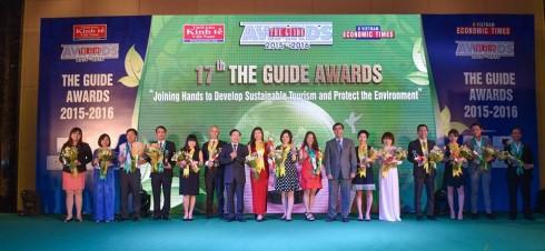 """The Guide Awards lần thứ 17 được tổ chức với chủ đề """"Chung tay xây dựng và bảo vệ môi trường"""""""